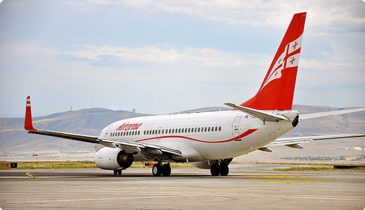 Georgia to resume regular flights