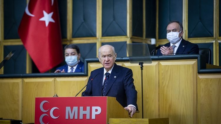 """Devlet Bahçeli: """"Our proposal to build a school in Shusha was welcomed by the Presidents of Azerbaijan and Turkey"""""""