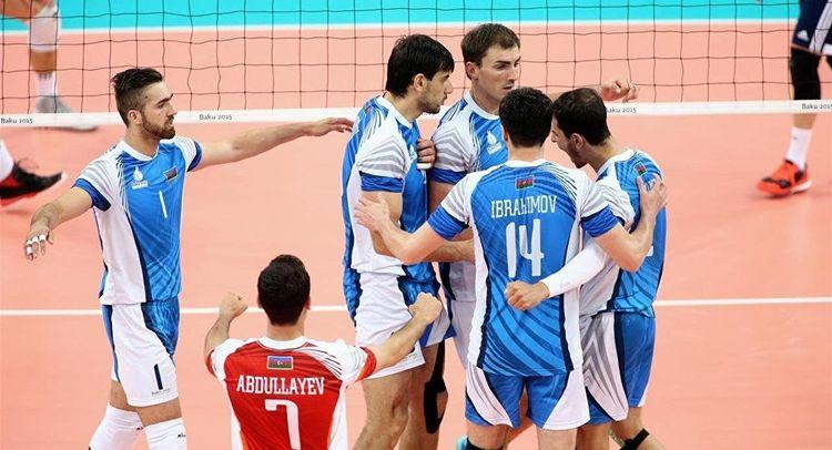 Azərbaycan millisinin Avropa çempionatında ilk üç oyununun vaxtı bəlli olub