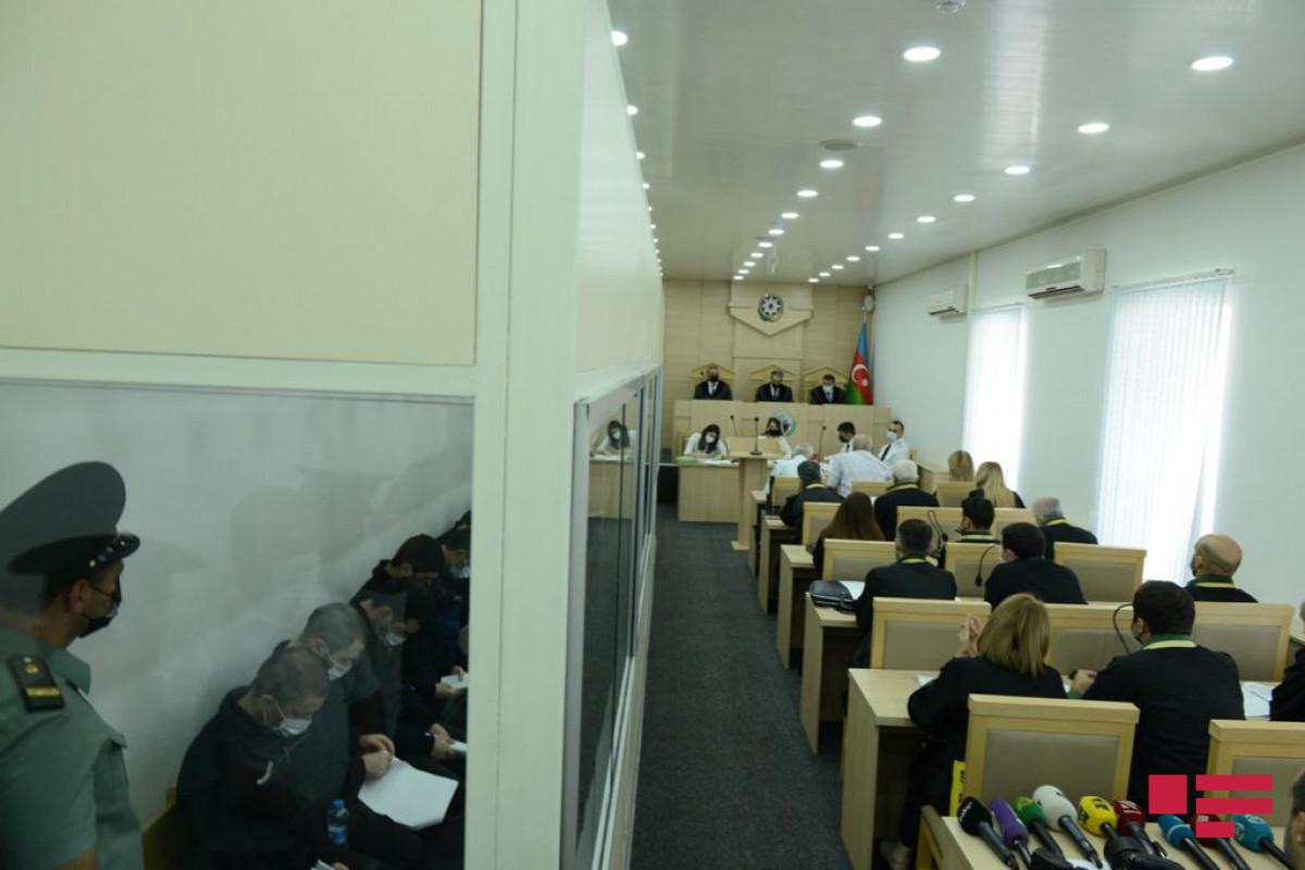 Члены армянского террористического вооруженного формирования дали на суде показания-ОБНОВЛЕНО-2