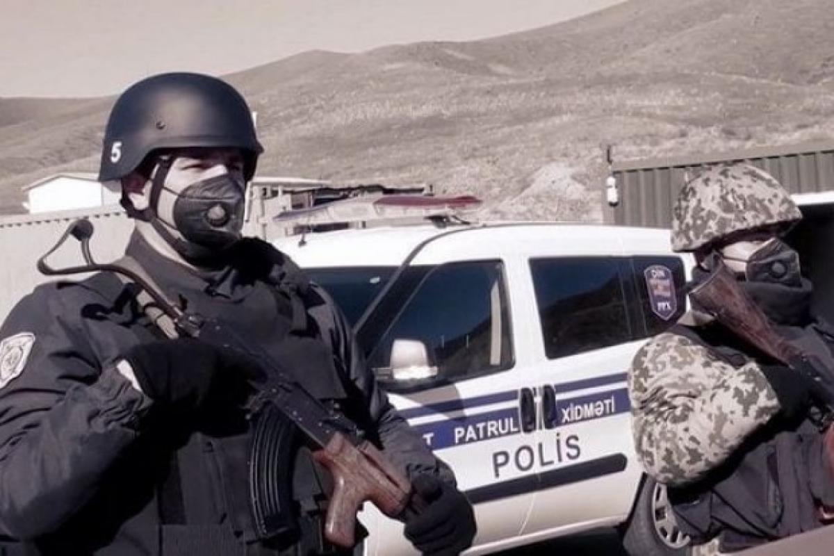 Задержаны 6 человек, пытавшиеся незаконно проникнуть в Кяльбаджар