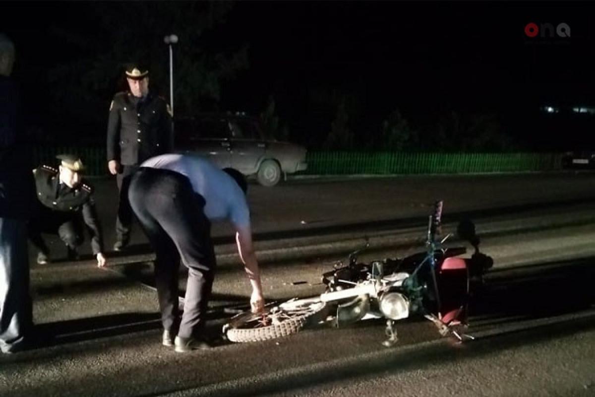 В Лянкяране мотоциклист погиб при столкновении с грузовиком Shacman-ОБНОВЛЕНО