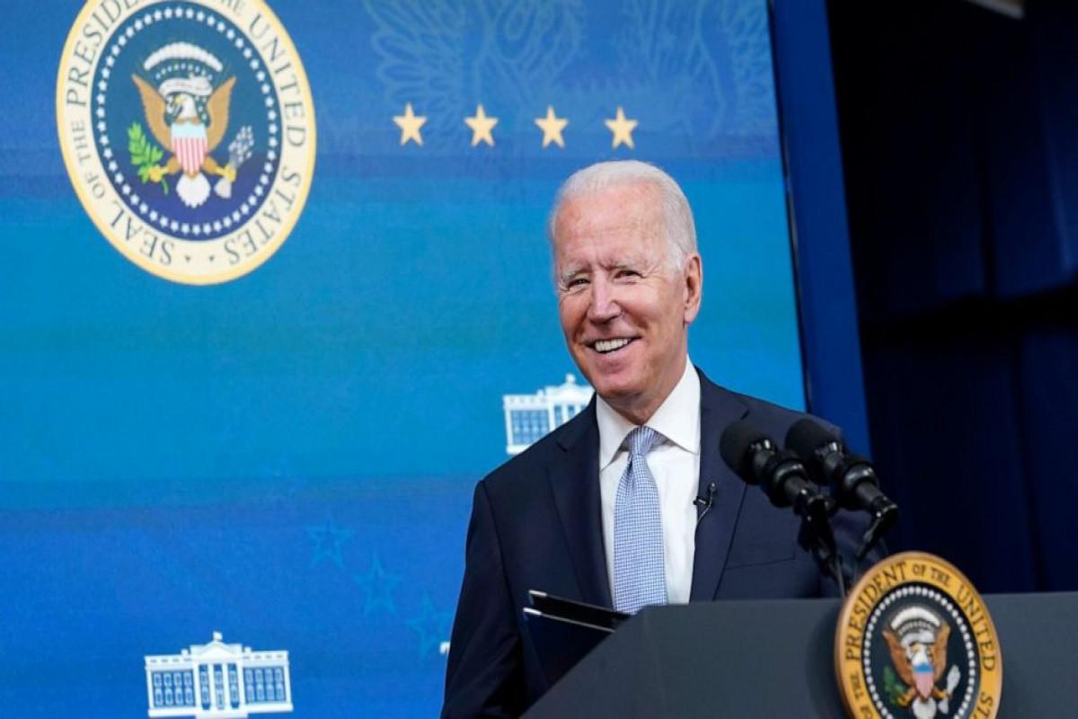 Biden behind on global vaccine sharing