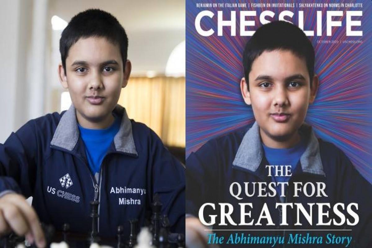 12 yaşlı amerikalı dünya şahmat tarixinin ən gənc qrossmeysteri olub