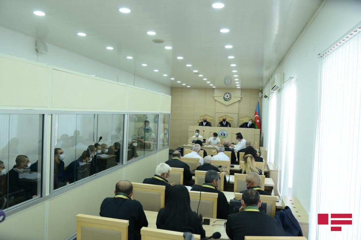 Several more members of Armenian terrorist group testify in trial -UPDATED-2 -VIDEO