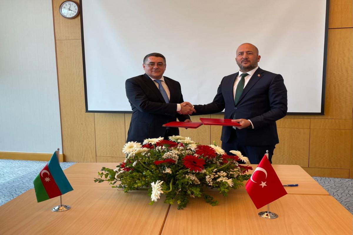Azərbaycan-Türkiyə Qarışıq Komissiyasının növbəti iclası keçirilib