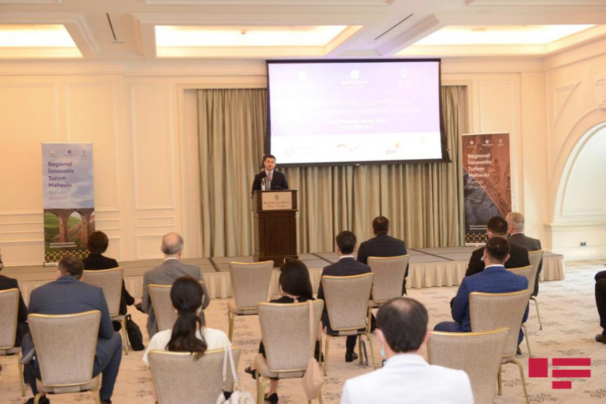 Regional turizmin inkişafına dair RİTM proqramı ictimaiyyətə təqdim edilib - VİDEO  - YENİLƏNİB