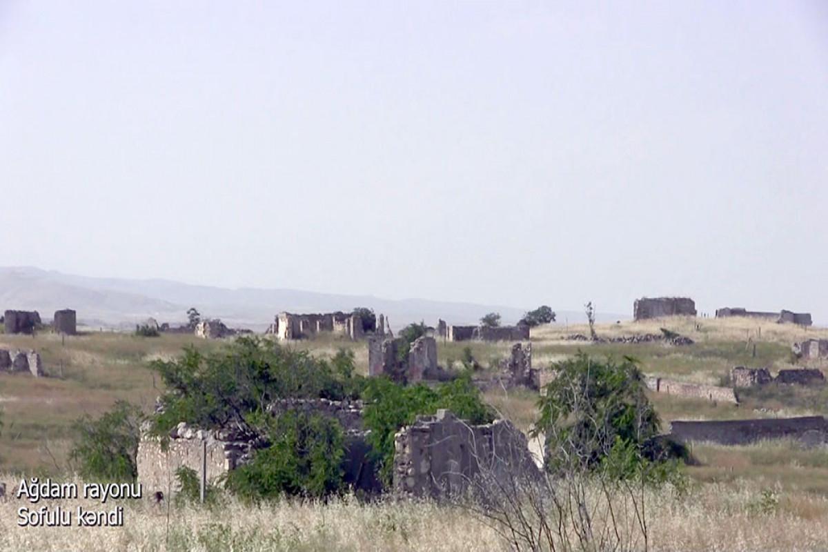 Ağdamın Sofulu kəndi - VİDEO