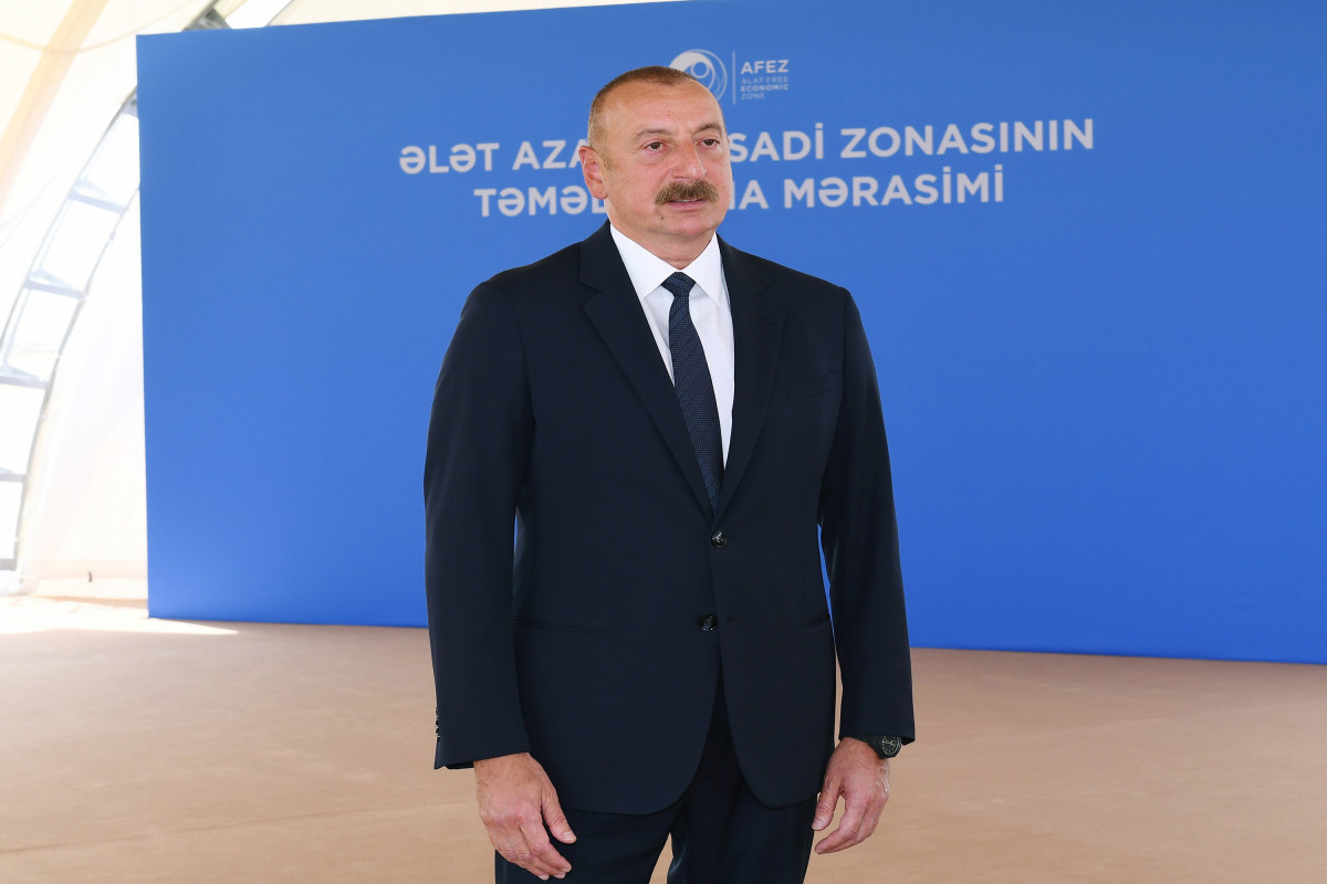 Azerbaijani President: Foreign companies tend to invest more in the oil and gas sector