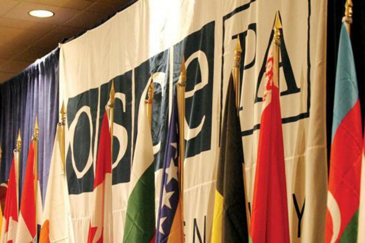 Azerbaijani Delegation to participate in annual session of OSCE PA