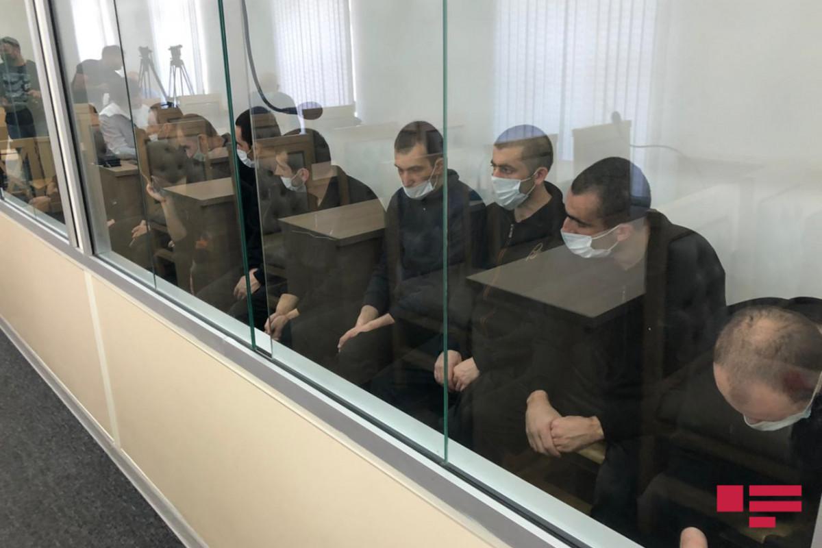 Еще несколько членов армянского террористического вооруженного формирования дали показания в суде-ОБНОВЛЕНО-2 -ВИДЕО