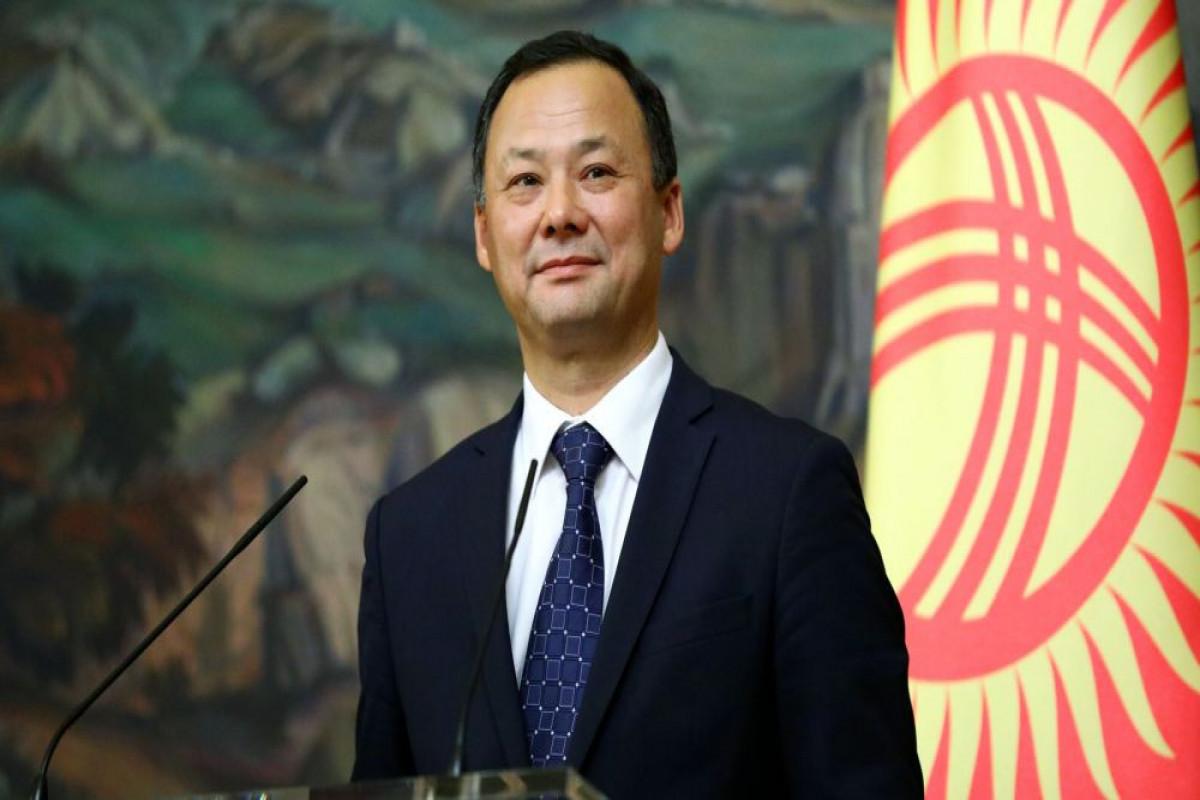 Kyrgyz FM to visit Azerbaijan