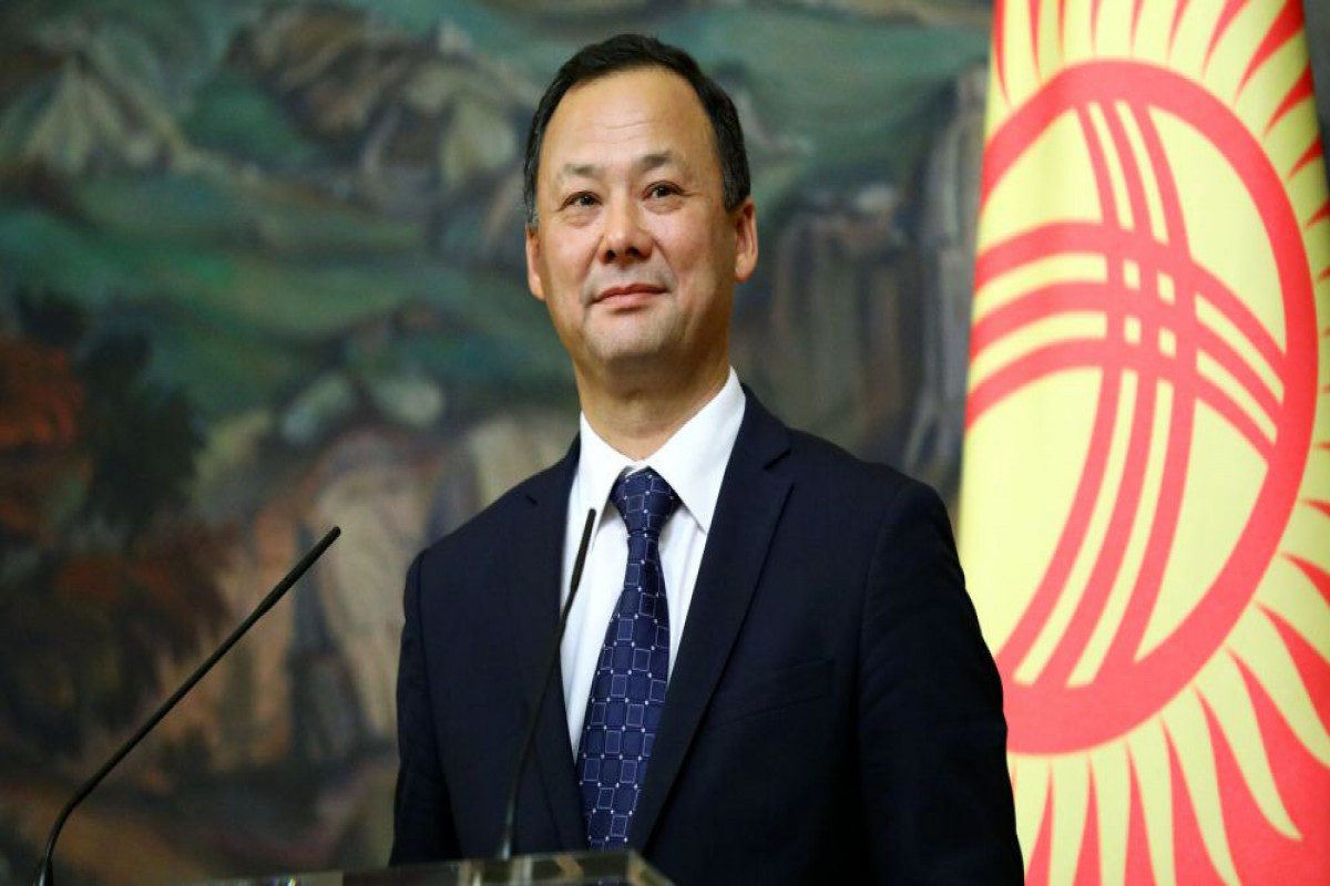 Глава МИД Кыргызстана совершит визит в Азербайджан