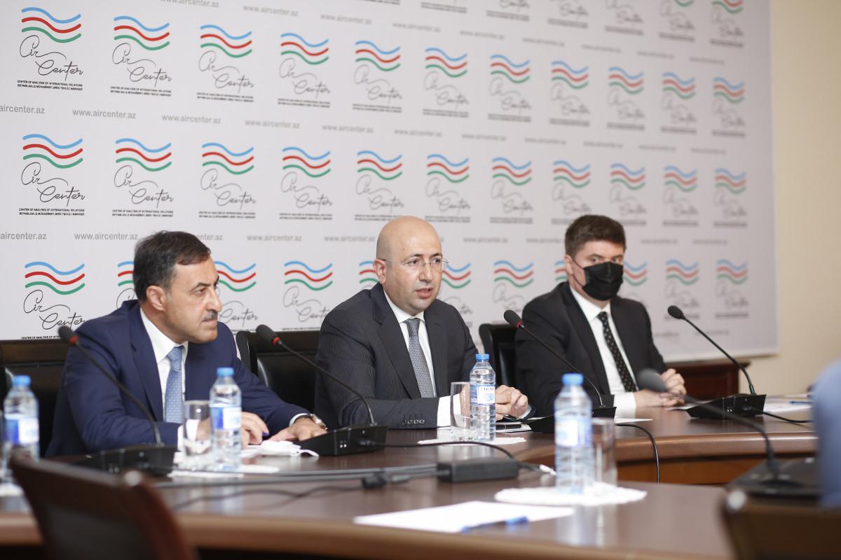К разработке концепции градостроения Карабаха привлечены международные организации