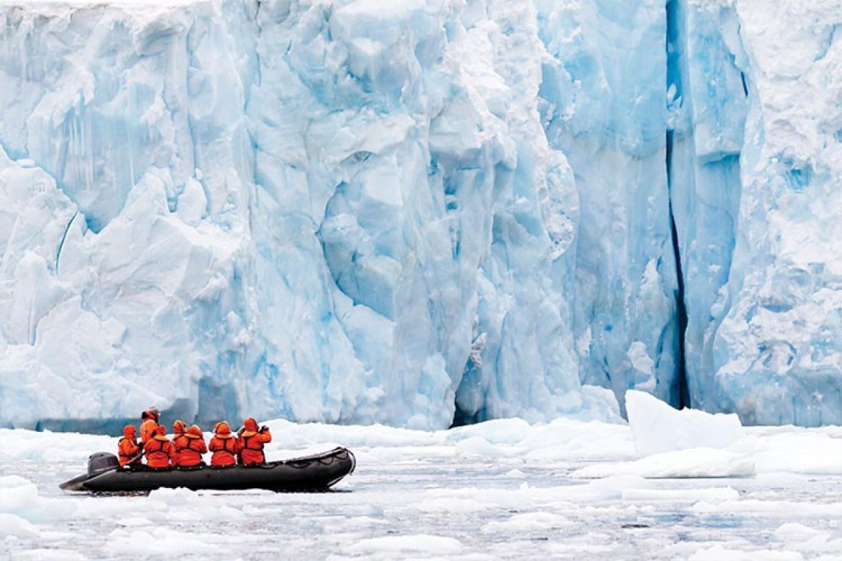 BMT Antarktidada qeydə alınan rekord temperaturu təsdiq edib