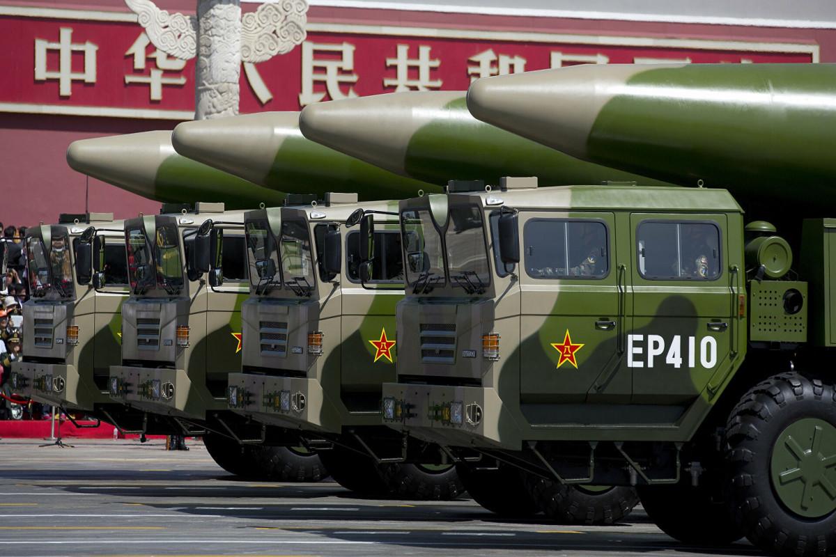 США озабочены ростом ядерного арсенала Китая