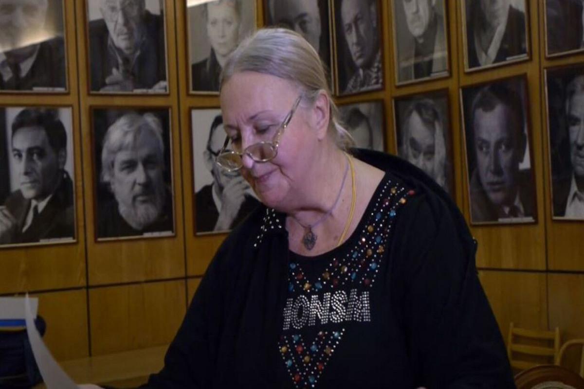 Советская и российская актриса Любовь Омельченко умерла от коронавируса