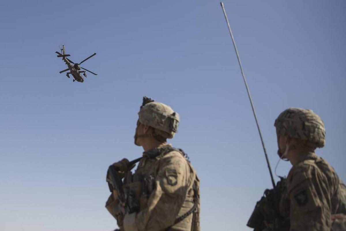 Силы США и НАТО покинули авиабазу Баграм в Афганистане