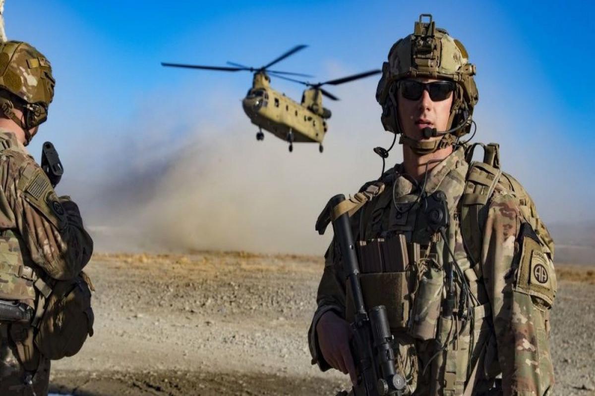 ABŞ və NATO qüvvələri Əfqanıstandakı Baqram aviabazasını tərk edib