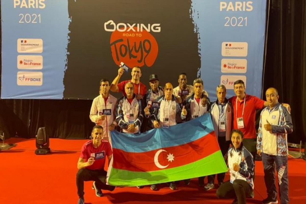 Azərbaycan boksçuları Tokio Olimpiadasına hazırlığı İtaliyada davam etdirəcək