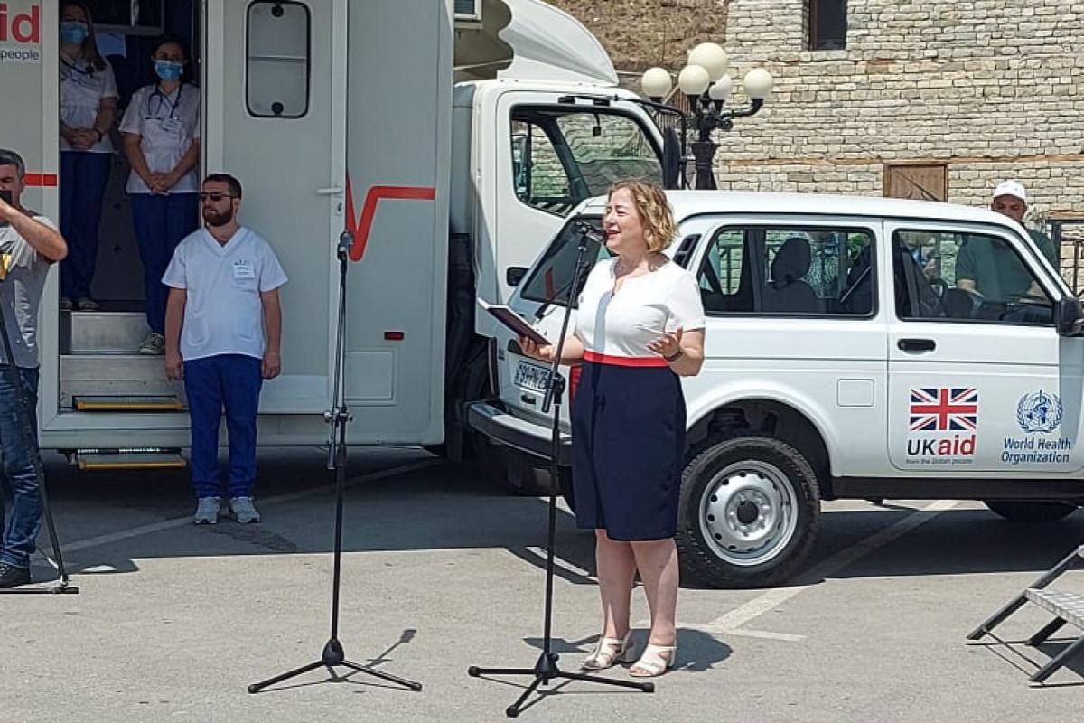 Ханде Харманджи: В Азербайджане ежегодно от гипертонии умирают 24 тыс. человек, которых мы могли бы спасти