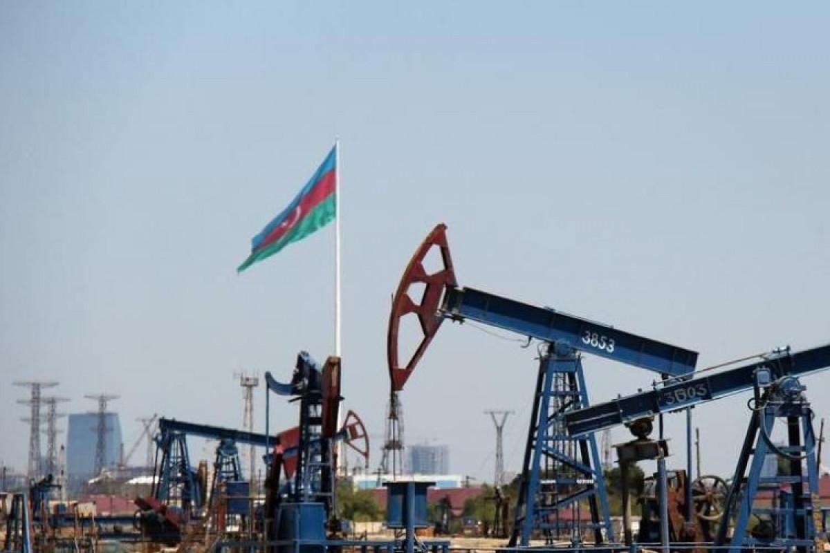 Стоимость азербайджанской нефти превысила 77 долларов