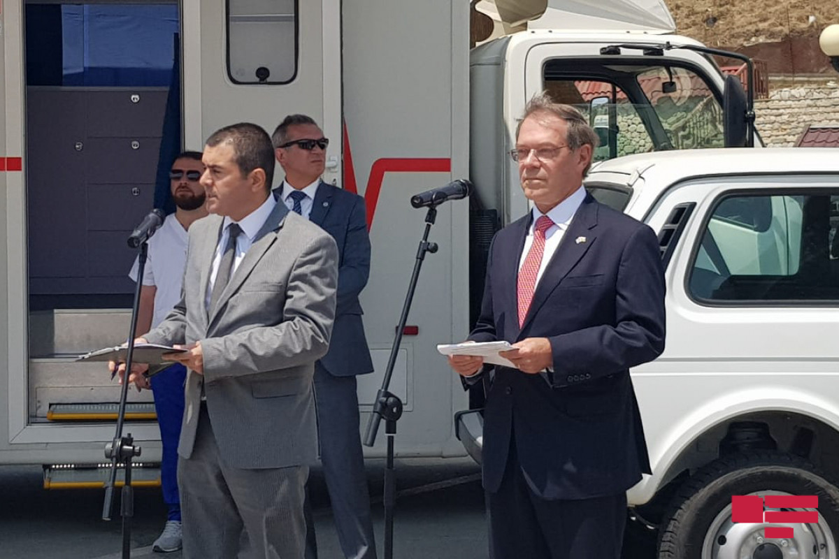 US provides an additional $1 million for covid-19 response in Azerbaijan