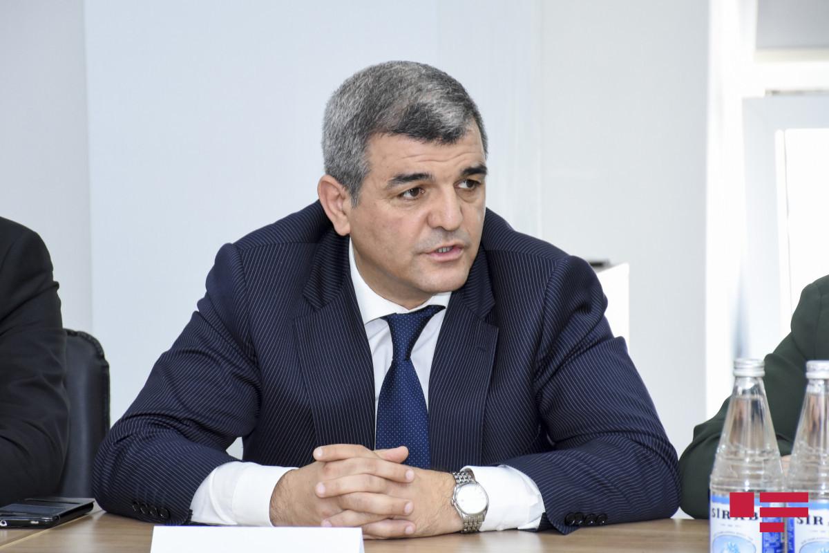 """Fazil Mustafa: """"Nəsib bəy Yusifbəylinin 140 illik yubileyi qeyd olunmalıdır"""""""