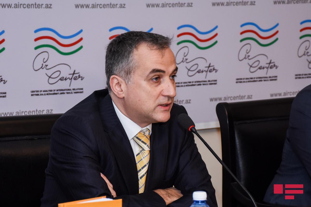 "Farid Shafiyev: ""Armenia has made commitment on Zangazur corridor"""