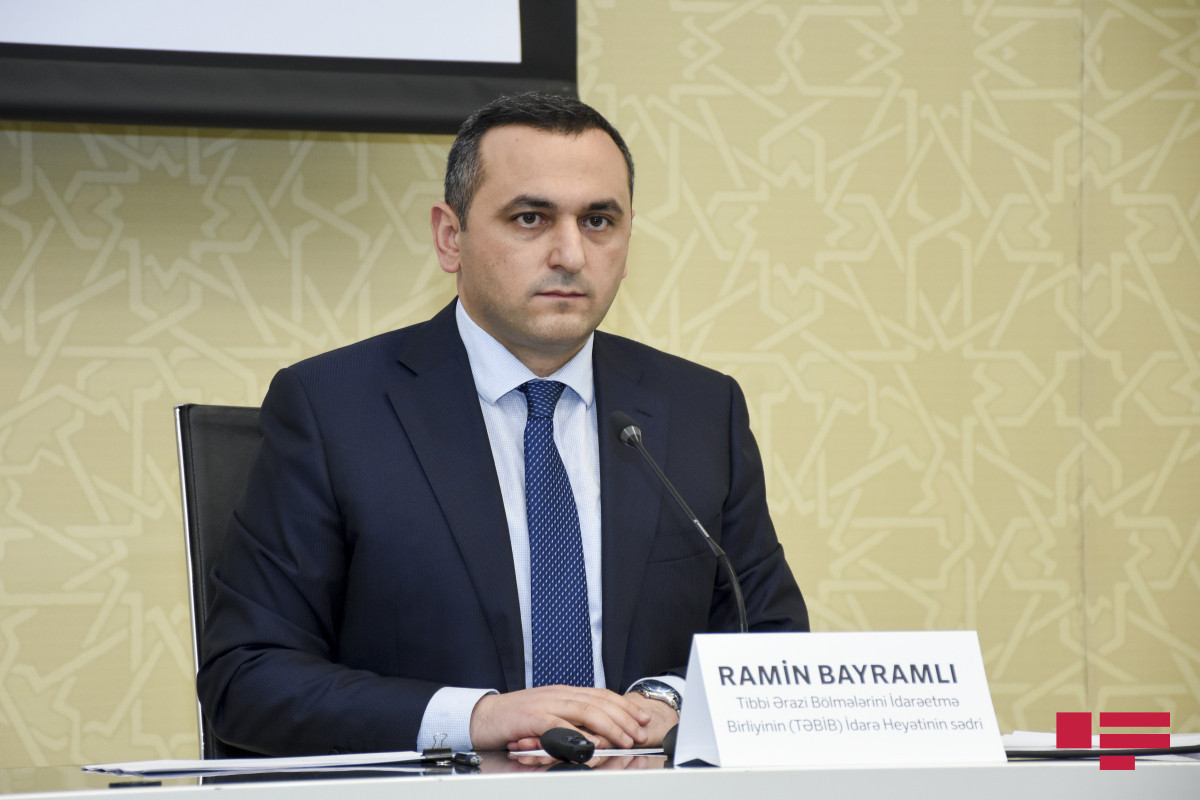 """Ramin Bayramli: """"Application of the 3rd dose of the vaccine and on which platform it will be to announced in the coming days"""""""
