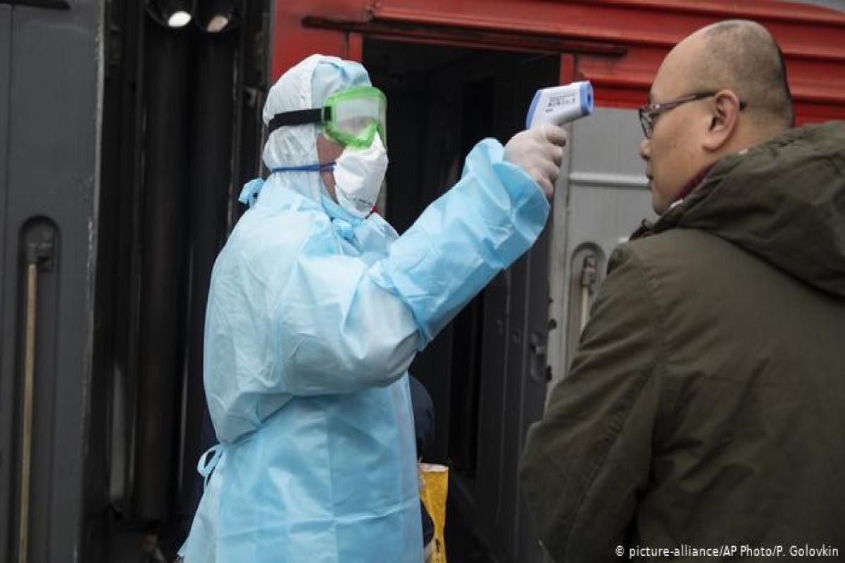 Moskvada kəskin respirator virus infeksiyasına yoluxmuş şəxslərə özünütəcrid rejimi tətbiq olunub