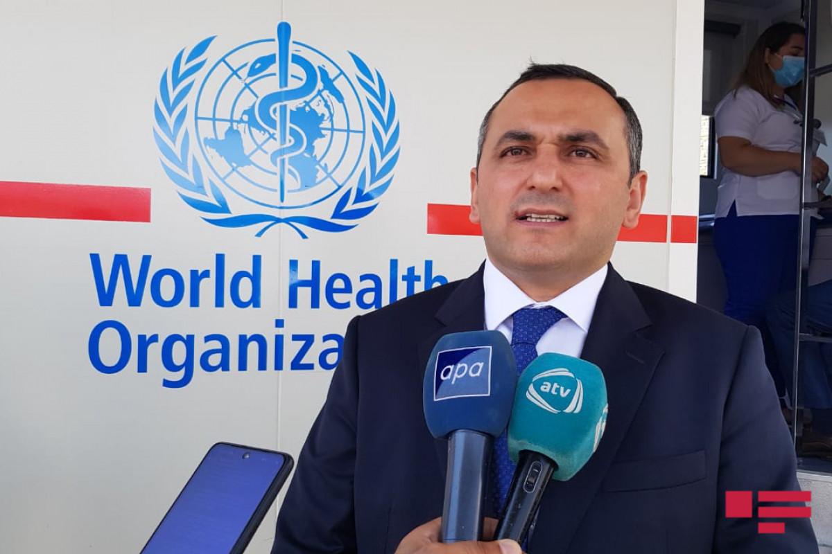 Председатель TƏBIB: Срок действия сертификата о вакцинировании в Азербайджане может составить 6 месяцев