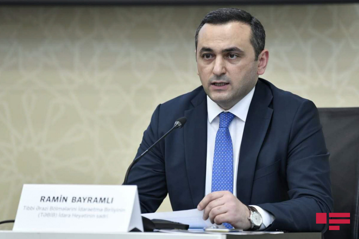 """TABIB chairman: """"Vaccine certificate can be valid for 6 months in Azerbaijan too"""""""