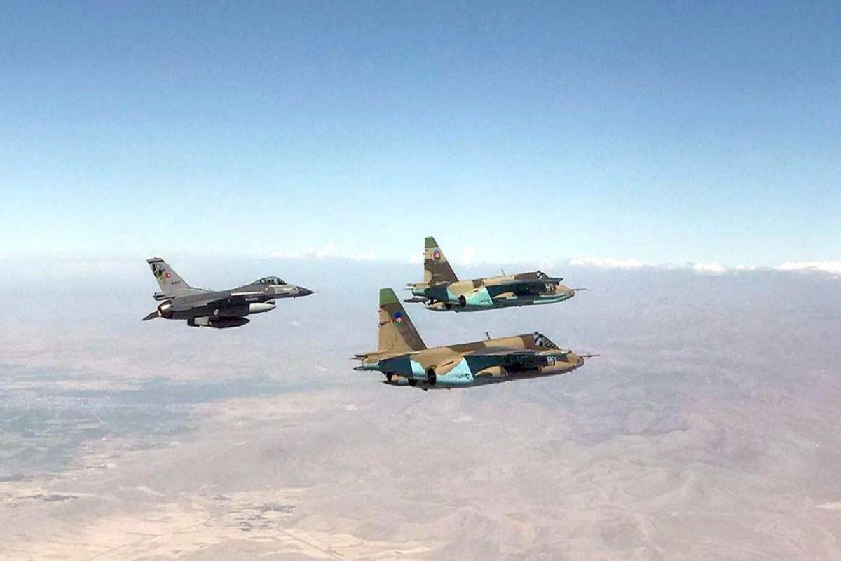 "Tasks of the last stage of ""Anatolian Eagle - 2021"" International Flight-Tactical Exercises accomplished-VIDEO"