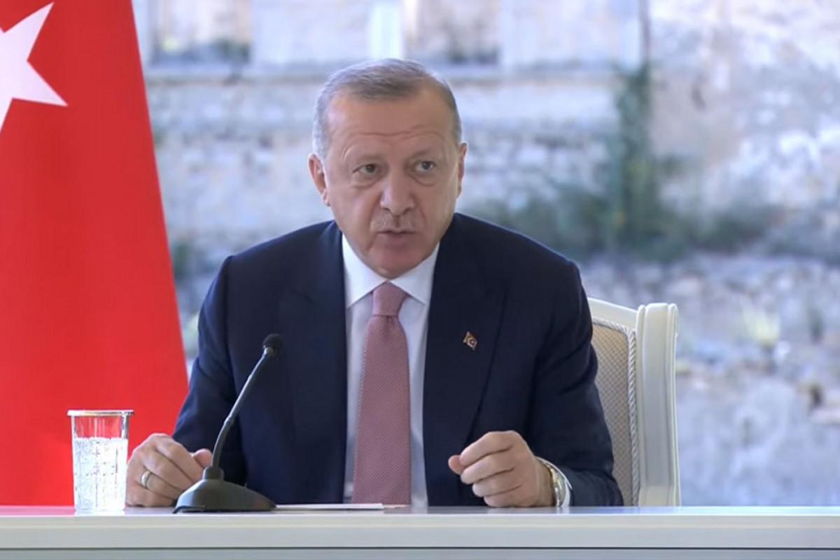 Президент Турции: Мы есть и будем в Азербайджане