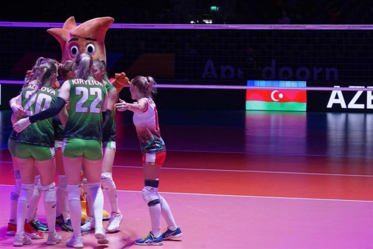 Azərbaycan millisinin AVRO-2021-dəki oyununlarının vaxtı açıqlanıb