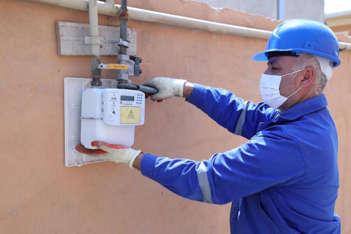 В Азербайджане для бытовых абонентов газовые счетчики будут устанавливать бесплатно