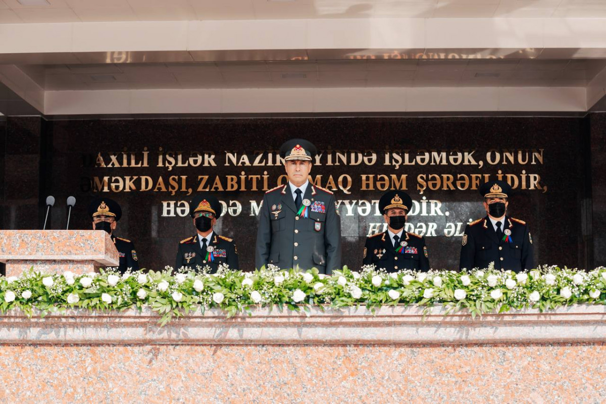 """Azerbaijani Minister: """"More than 22 thousand criminal groups and gangs neutralized in last 18 years"""""""