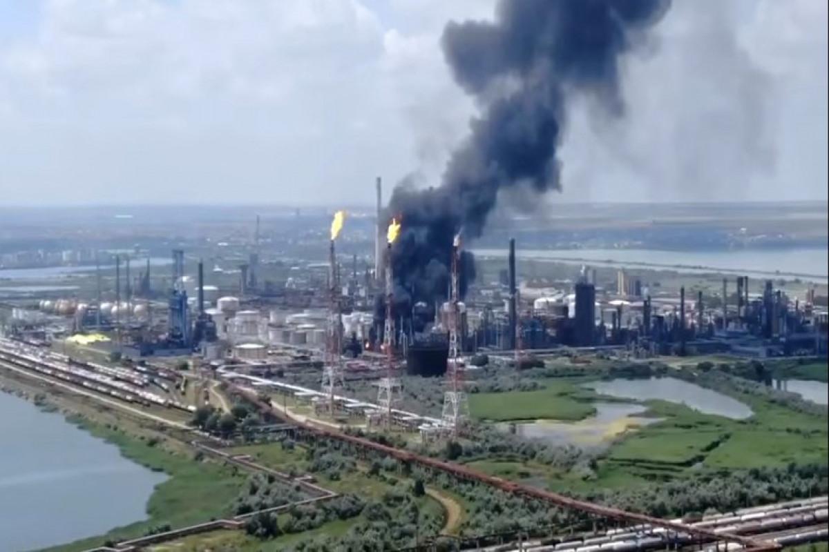 1 dead in refinery explosion in Romania