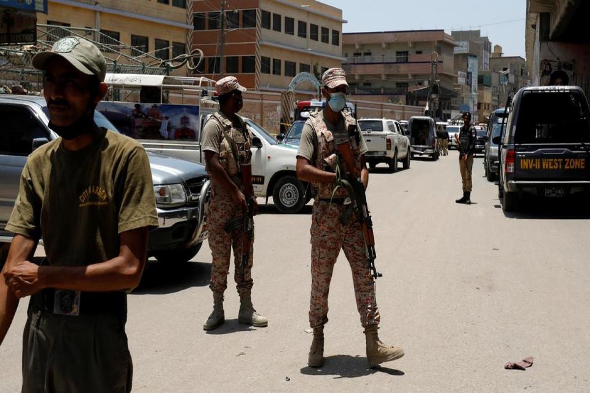 3 children killed in blast in NW Pakistan