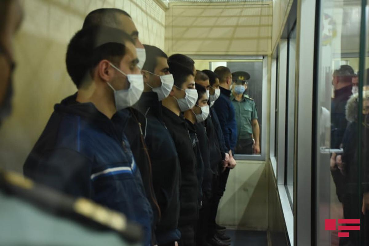 Суд огласил приговор группе задержанных армян  – ОБНОВЛЕНО-1