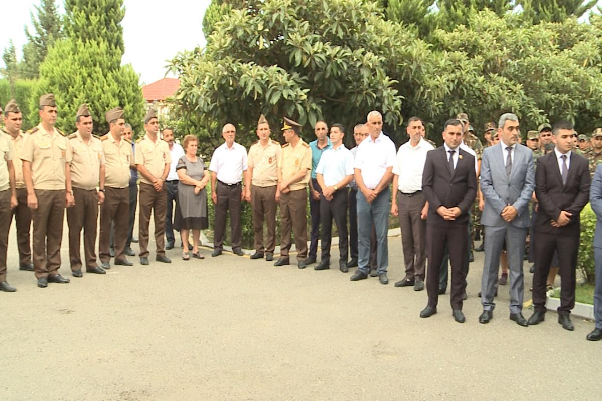 FHN-nin Qarabağ Regional Mərkəzinin əməkdaşları mükafatlandırılıb - VİDEO  - YENİLƏNİB