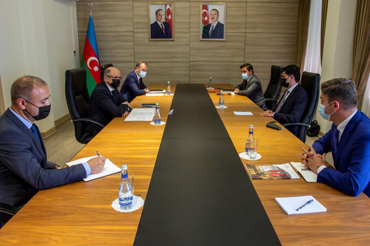 Еще две компании заинтересованы в проектах в сфере возобновляемой энергетики на освобожденных территориях Азербайджана