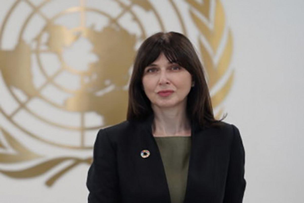 Назначен новый резидент-координатор ООН в Азербайджане