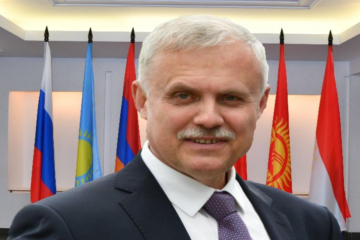 Secretary General says that CSTO will not interfere in situation on Armenian-Azerbaijani border