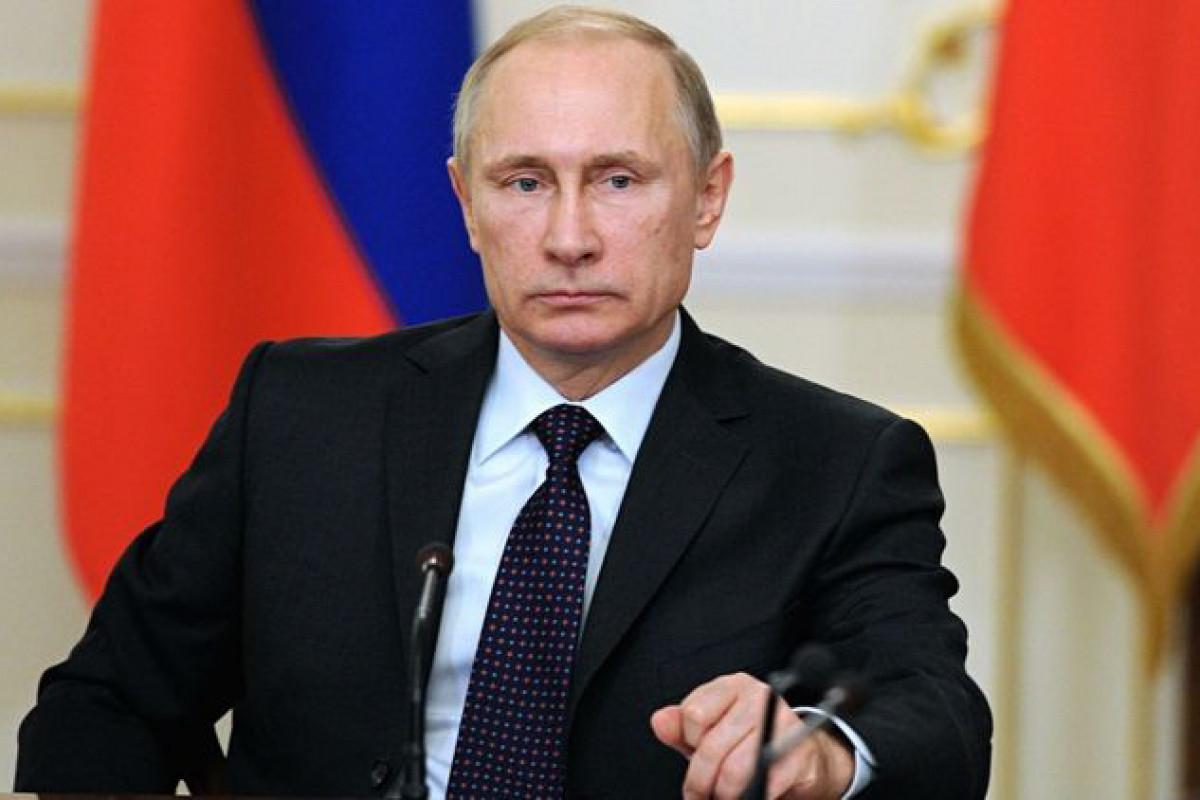Putin Rusiyanın Milli Təhlükəsizlik Strategiyasını təsdiqləyib