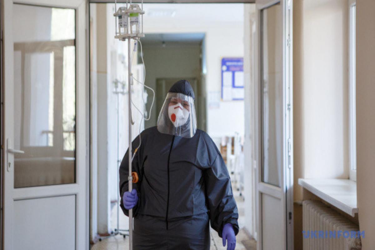 Ukraine reports 705 new coronavirus cases
