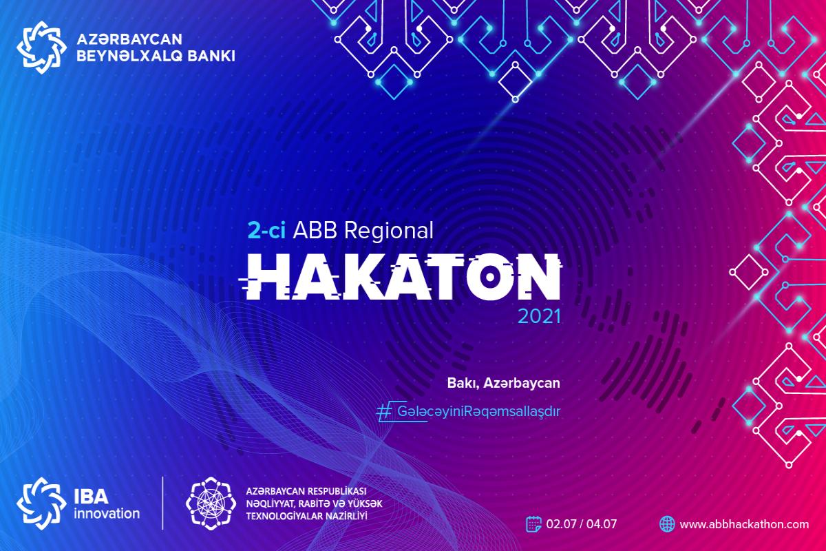 13 ölkə nümayəndələrinin iştirakı ilə 2-ci ABB Regional Hakatonu başlanıb