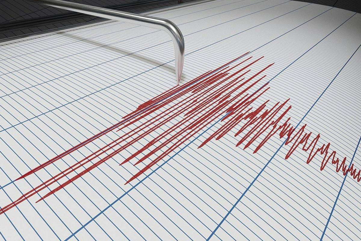 У берегов Фиджи произошло землетрясение магнитудой 6,1