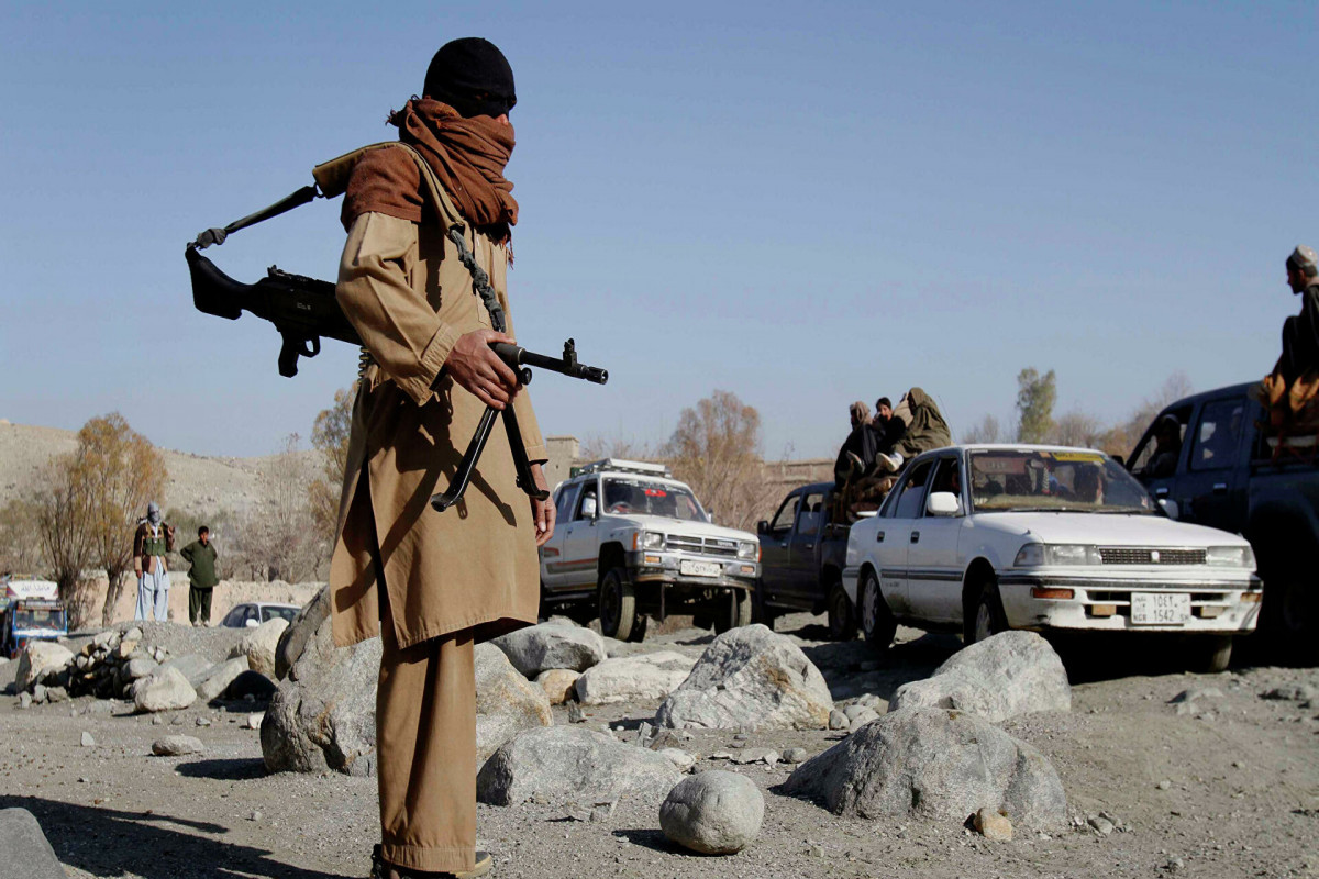 Более 300 афганских пограничников ушли в Таджикистан после боя с талибами
